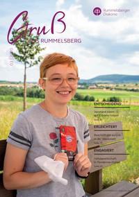 Titelblatt  Gruß aus Rummelsberg 3-2020