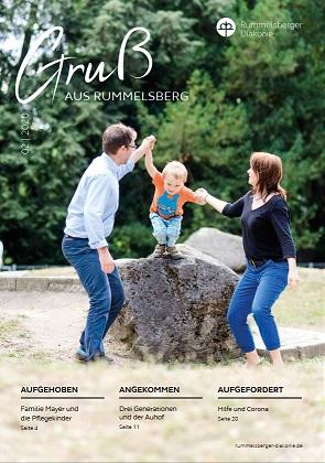 Gruß aus Rummelsberg  Ausgabe 2-2020