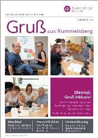Gruß aus Rummelsberg Ausgabe 3-2018