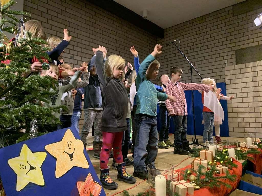 Weihnachtsfeier Theaterstück.Detailansicht Intranet Rummelsberger Diakonie Menschen An Ihrer